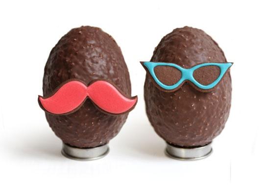 Les meilleurs oeufs en chocolat de Pâques 2013..funny easter eggs.