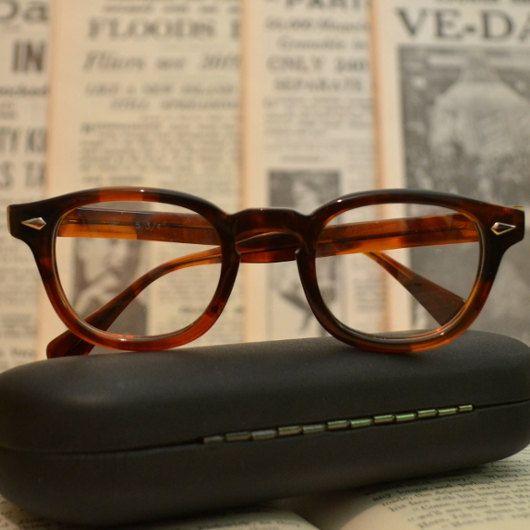 Horn Rim Johnny Depp Optical Eyeglasses 44 24 by TheSpecsCollector, $110.00