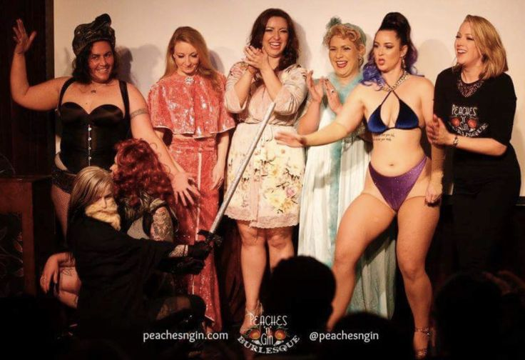 Club Burlesque: Winter Wonderland Review – April's Music Reviews