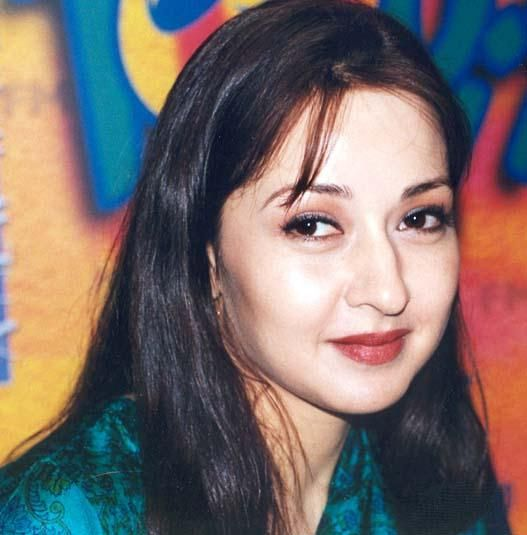 Portrait of Zeba Bakhtiar - Pakistan