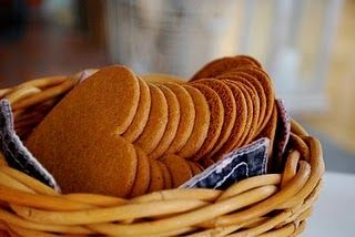 Pippi's Pepparkakor - Swedish Gingersnap Cookies