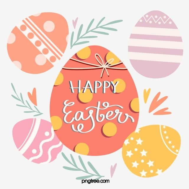 Red Minimalistic Hand Drawn Easter Egg Element Easter Clipart Easter Egg Png Transparent Clipart Image And Psd File For Free Download Easter Eggs How To Draw Hands Easter Graphics