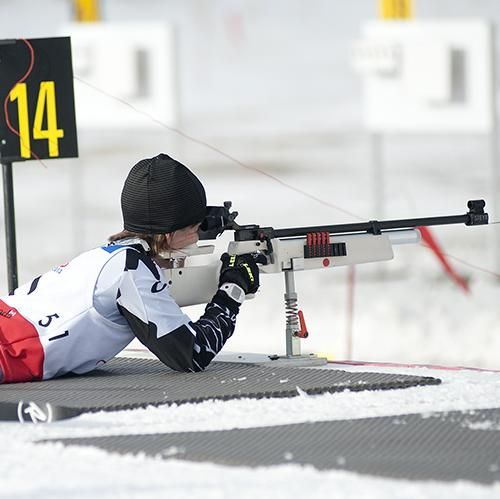 Follow biathlete and cross-country skier Caroline Bisson on Twitter: paralympic.ca/team-canada #WHATSTHERE #WeAreWinter