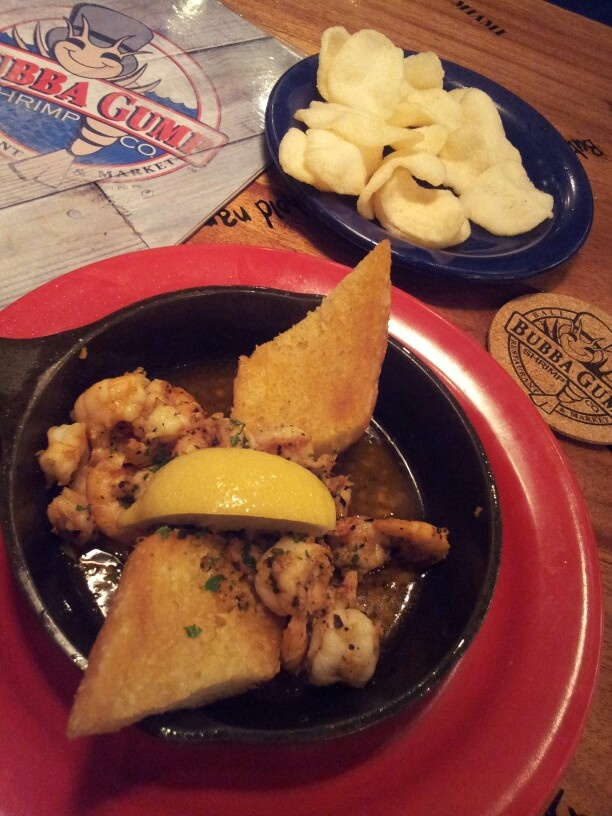 Another delicious created by Bubba Gump