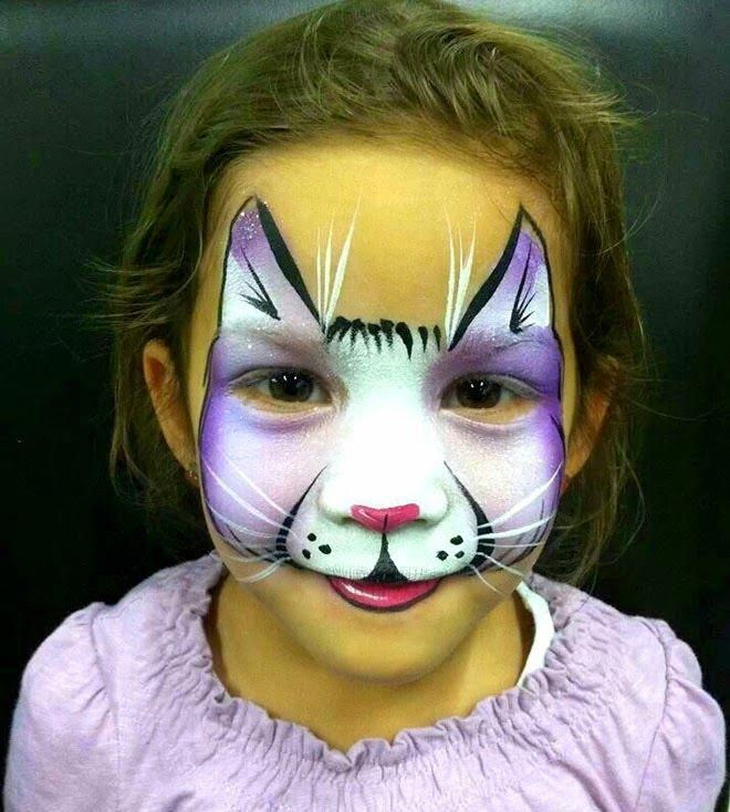 25 Amazing Face Paint Ideas For Your Inspiration Body Art