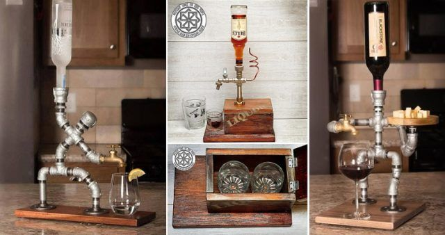 Industrial Beverage Dispensers ... time to get creative!