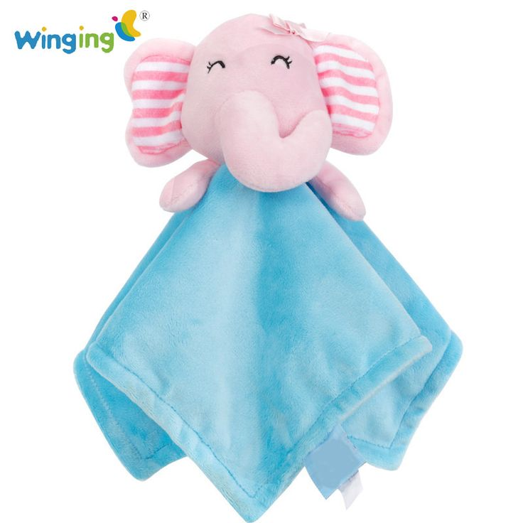 Aliexpress.com : Buy 30x30cm 2016 Newborn Baby Appease Towels Soft Baby Hand Towels Cute Square Infant Reassure Towel Kids Plush Stuffed Toys s270 5 from Reliable toy nose suppliers on mamamiya_land