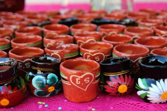 Mexican/Fiesta Themed Bridal Shower | CatchMyParty.com