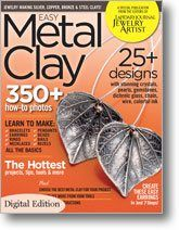 Make Easy Molds for Easy and Memorable Metal Clay Designs - Jewelry Making Daily - Blogs - Jewelry Making Daily
