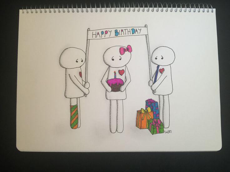 Blob; birthday