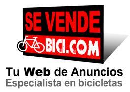 sevendebici.com - Web de anuncios clasificados para bicicletas y accesorios. De particular a particular y de profesional a particular.