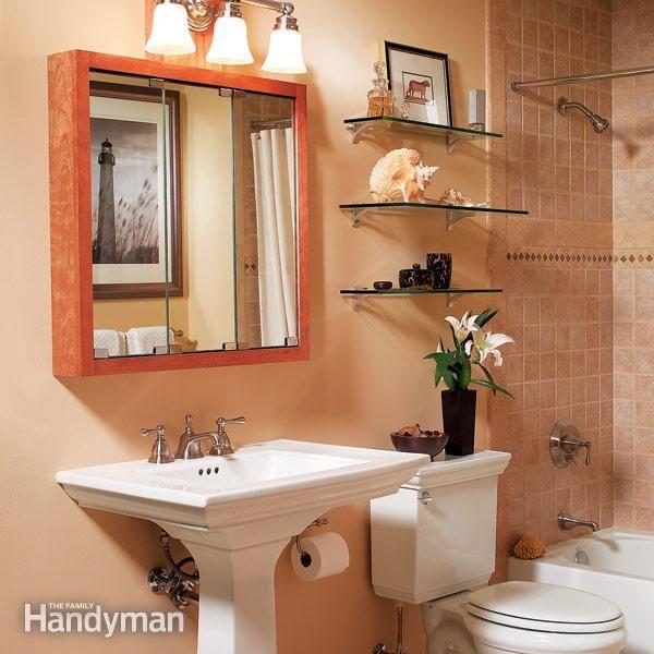 164 Best Bathroom Ideas Images On Pinterest | Bathroom Ideas, Home And  Bathroom Organization