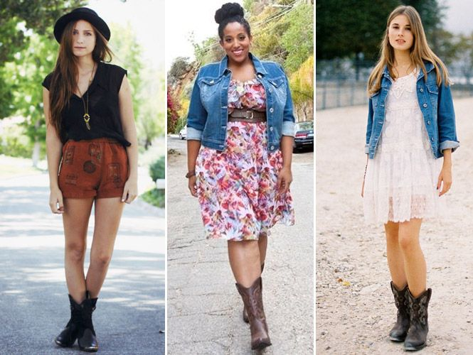Botas Texanas: Aprenda como usar e montar looks!