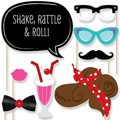 50's Sock Hop - Photo Booth Props Kit - 20 Count Big Dot of Happiness http://www.amazon.com/dp/B011AAF88W/ref=cm_sw_r_pi_dp_oPuYwb0AFW2RT