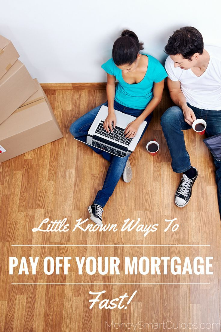 10 Little Known Secrets To Pay Off Your Mortgage Fast | Living Frugally - Money Saving Ideas ...