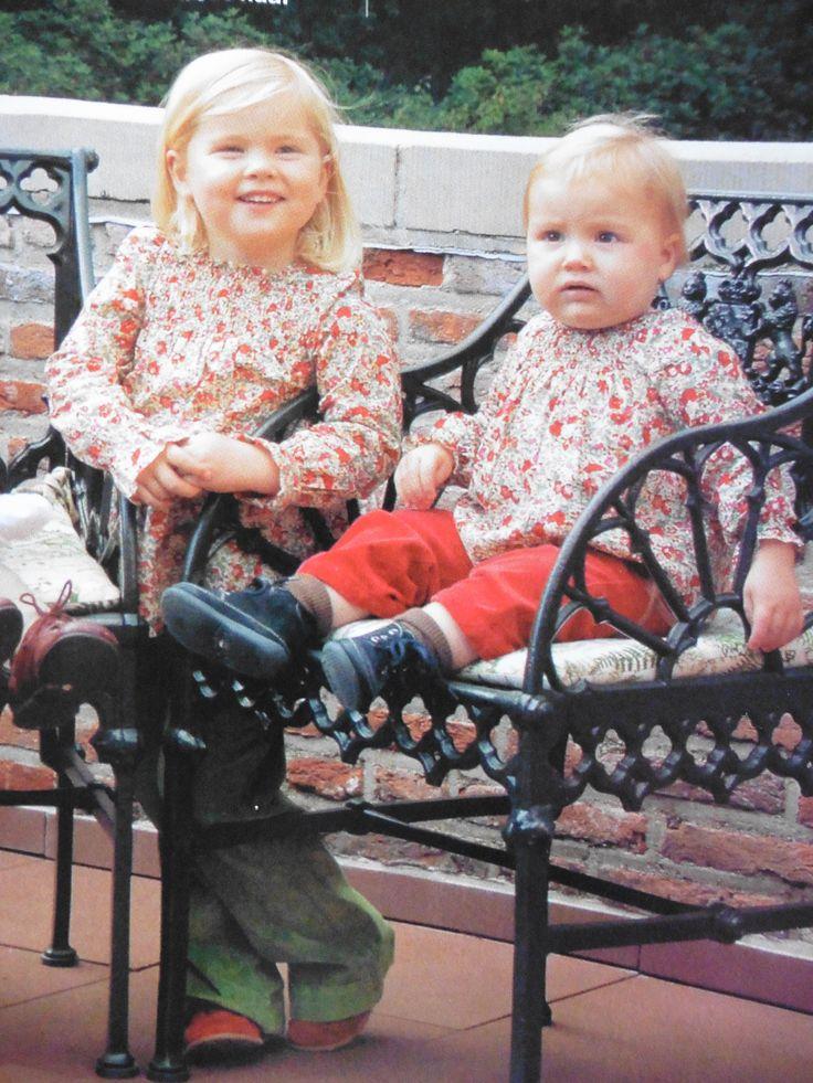 Amalia en Alexia