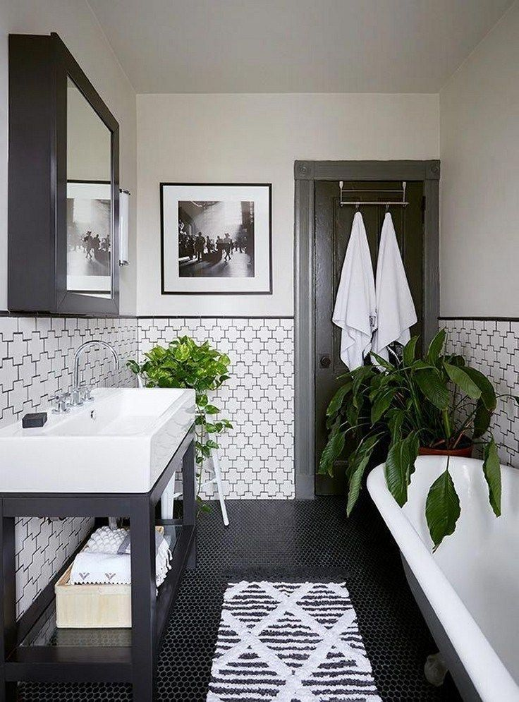 ✔36 master bathroom decorating and design ideas that you must check 22