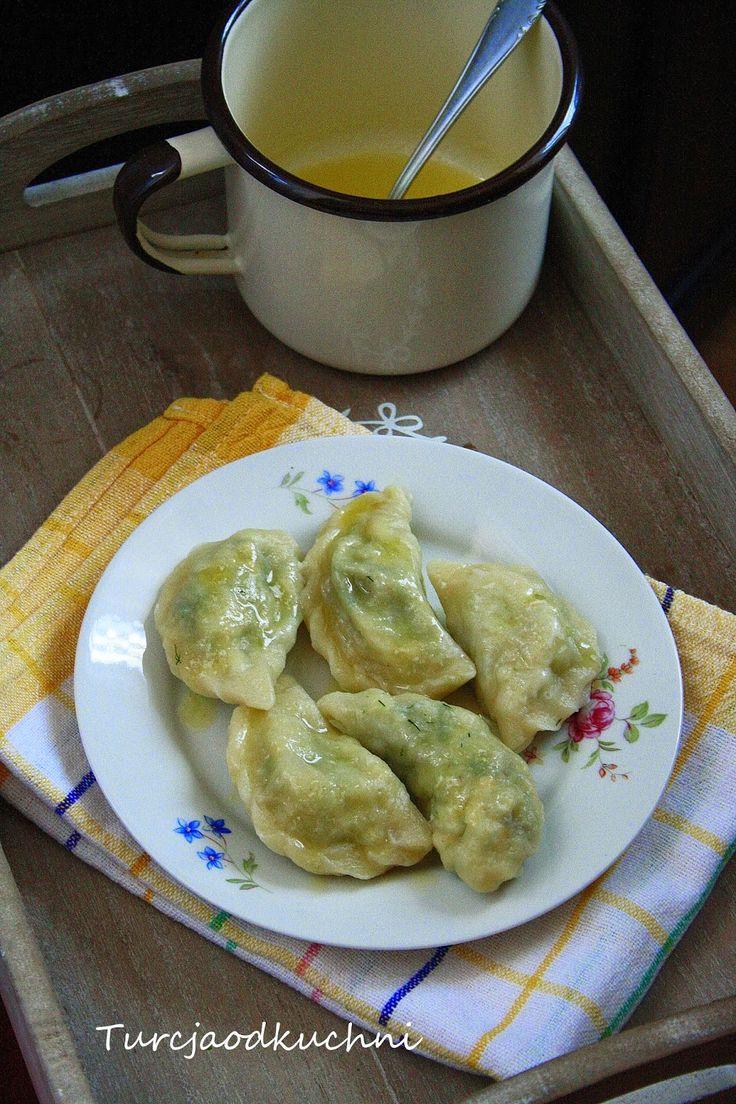 Turcja od kuchni: Tatarskie kartoflaniki - wersja z ziemniakami, jaj...