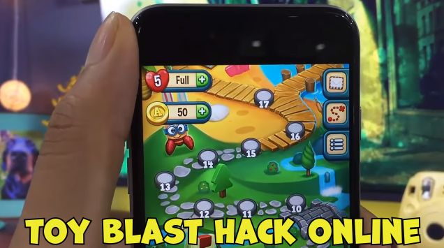 Toy Blast Hack - How to Get Free Coins [Android/IOS]