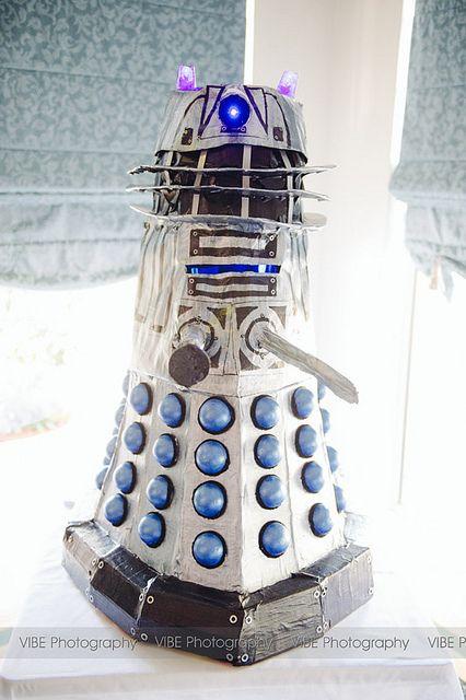 Science fiction wedding