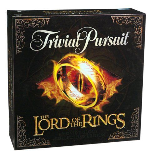 The Lord of the Rings Trivial Pursuit Collectors Edition - http://geekarmory.com/the-lord-of-the-rings-trivial-pursuit-collectors-edition/