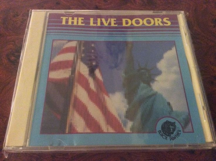 The Doors - The Live Doors Japanese with release tracks from the Matrix Club #thedoors #cd