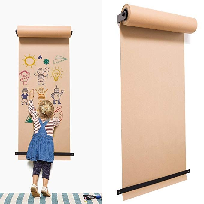 Amazon Com Istoyo Upgrade Kraft Paper Roll Display Note Roll