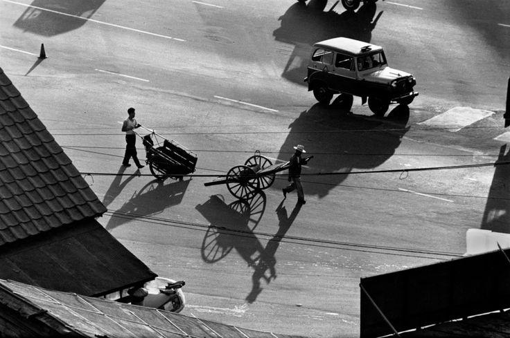 Rene Burri. KOREA. Seoul. 1961