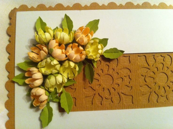 32 best floral punch images on pinterest fabric flowers paper my floral punch craft work mightylinksfo