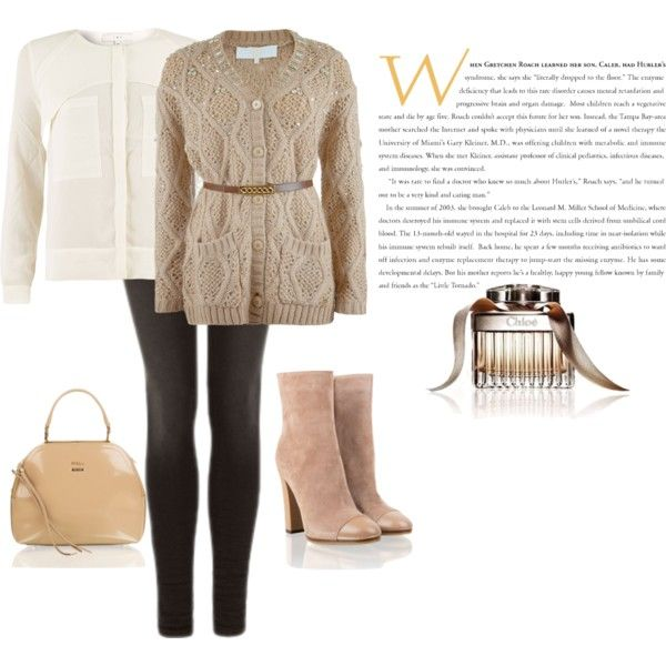 """""""Knitwear"""" by yvonwouters on Polyvore"""