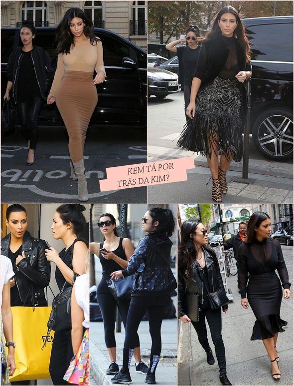 Quem está por trás de Kim Kardashian? Kris Jenner? Kanye West? Os homens todos? Não, nenhum desses. Pois convenhamos, Kim tem cabeleireiro, maquiador, stylist e todo um glam squad pra cuidar dos seus dias de beauté, mas quem organiza isso tudo? Quem segura a bolsa, atende o telefone e esquematiza o dia-a-dia agitadíssimo da Kim? Stephanie …