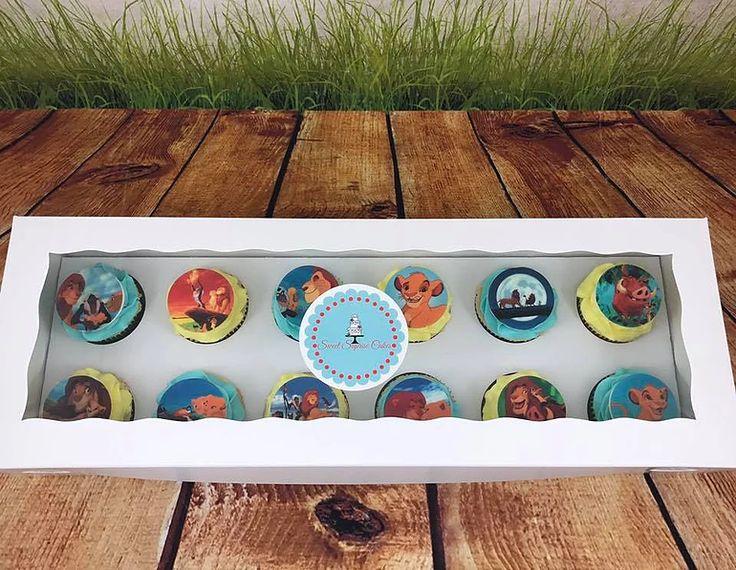 Lion King Cupcakes BRP Box Shop Box Sweet Suprise Cakes, LLC.   CAKE GALLERY