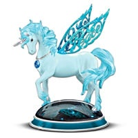 Unicorn Figurine Symbolizing Peace