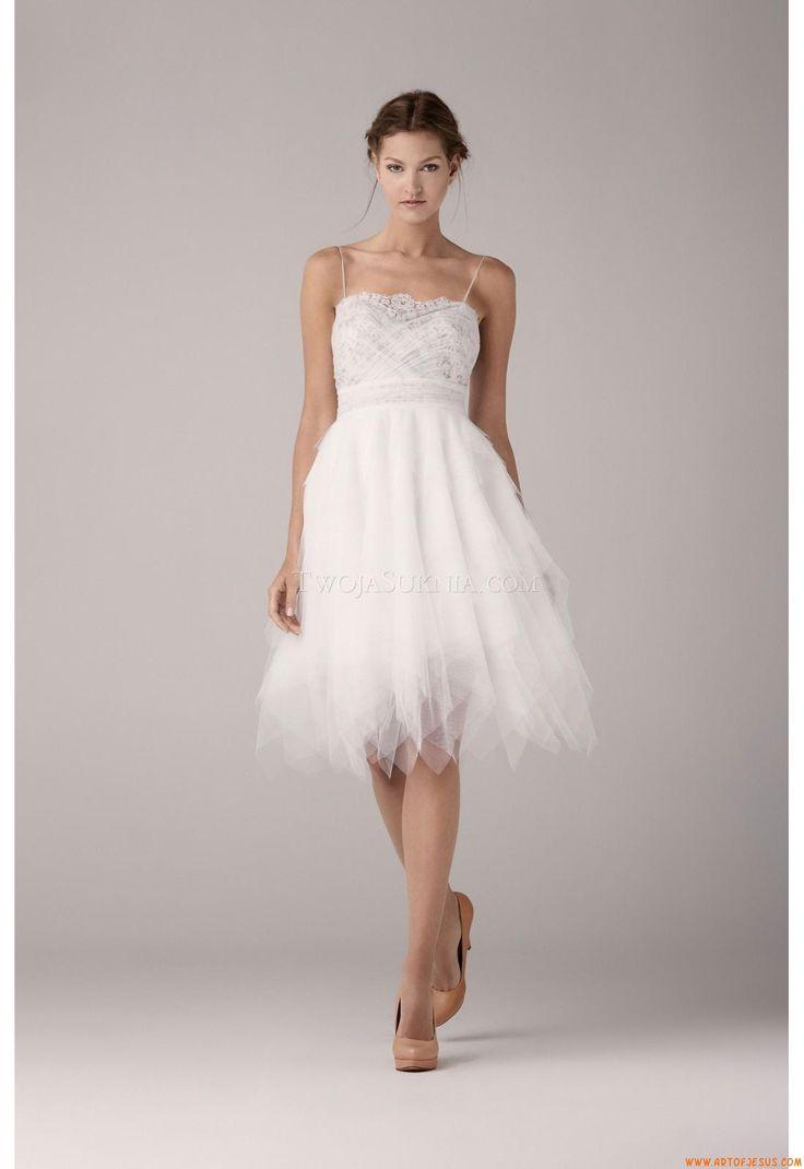 Wedding Dresses Anna Kara Willow Short 2014