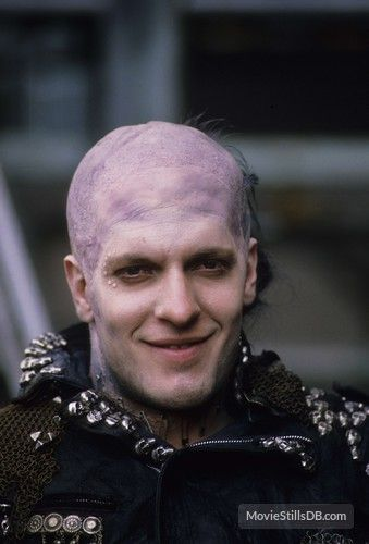 Highlander publicity still of Clancy Brown