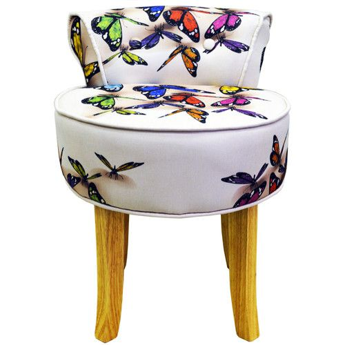 Found it at Wayfair.co.uk - Low Back Stool