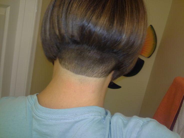 Pin On Hair Super Short Napes