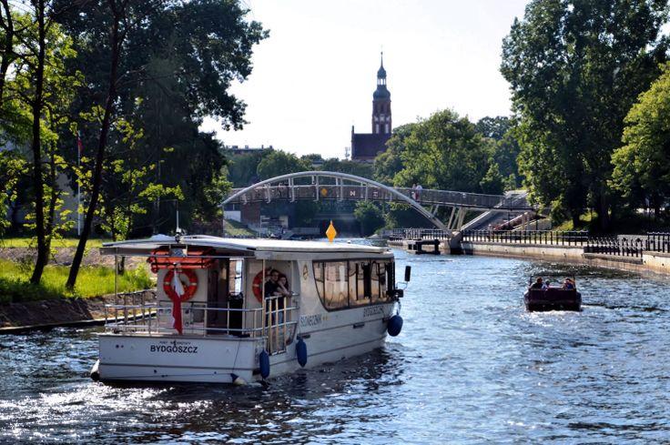 Brda River, Bydgoszcz