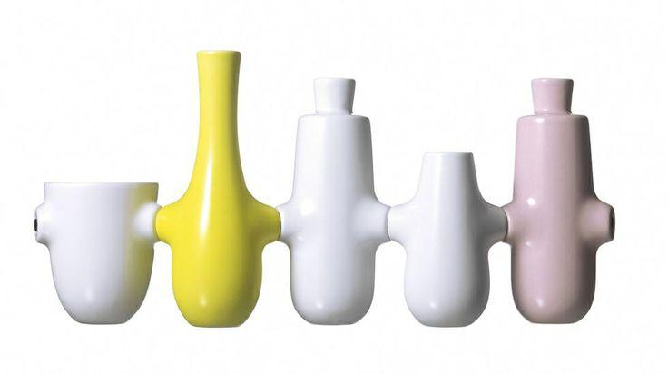 Flotte vaser fra Kähler