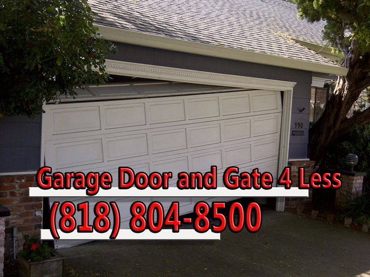 The Elegant in addition to Attractive Garage Doors 4 Less Sherman Oaks with regard to Residence