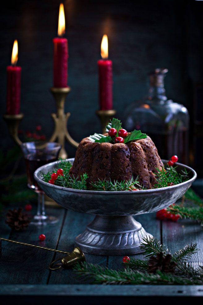 Английский рождественский пудинг, рецепт