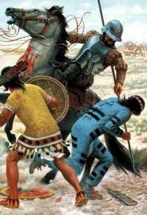A history of the pueblo revolt of 1680