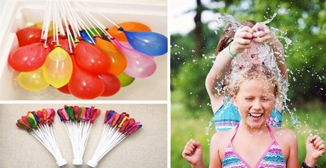 Jane - Magic Water Balloon Fillers w/Over 100 Balloons! Just $9.99! - http://www.pinchingyourpennies.com/jane-magic-water-balloon-fillers-wover-100-balloons-just-9-99/ #Jane, #Pinchingyourpennies, #Waterballoons