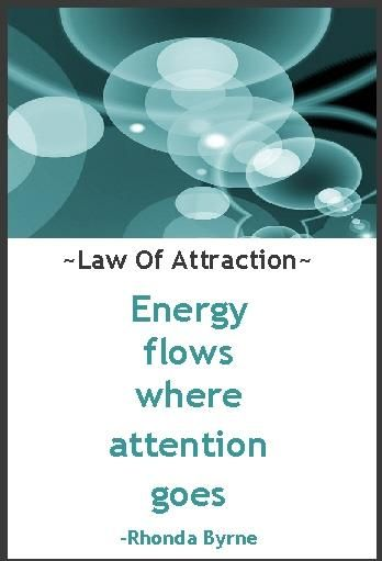 byrnes law of attraction