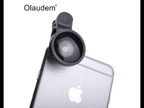 Широкоугольный объектив для телефона (Super Wide Angle Camera Lens)