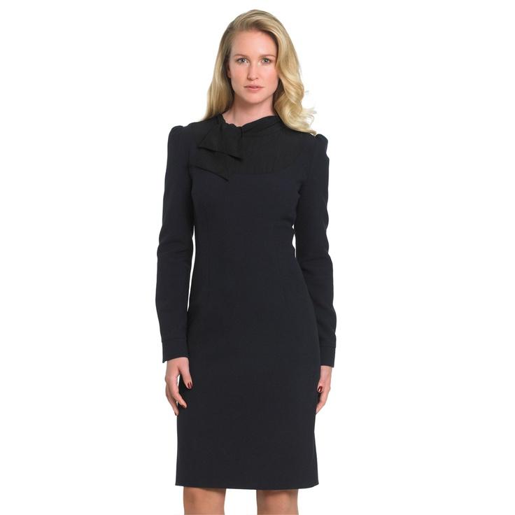 1000  ideas about Navy Work Dresses on Pinterest  Work dresses ...