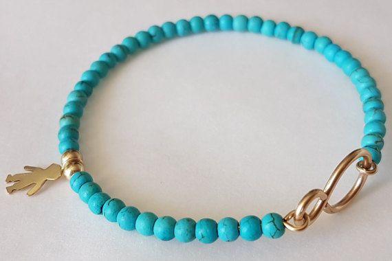 Beaded Bracelets Pearl Bracelet Coral Bracelet Gold Knotted