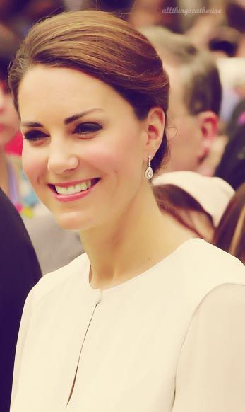 ♕ Her Royal Highness - The Duchess of Cambridge - Catherine  (Kate). She's so beautiful!
