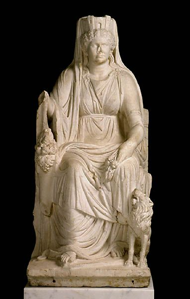 Rhea goddess of nature it 39 s all greek to me Goddess of nature greek