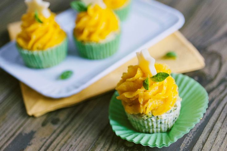 Cupcake di pollo, la ricetta di Sonia Peronaci (a prova di bimbo)